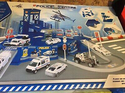 Childrens Police Set • 8£