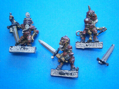 Rackham Confrontation Mid-Nor Skinners (3 Different). Metal • 14.99£