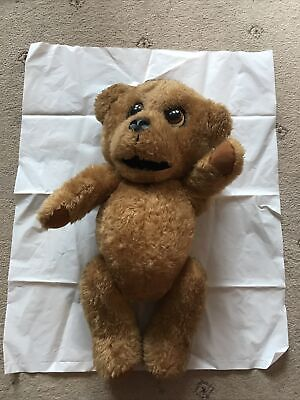 Vintage Nookie Bear. TV Show. Soft Toy. Swivel Eyes. Jointed Arms And Legs. 22  • 15£