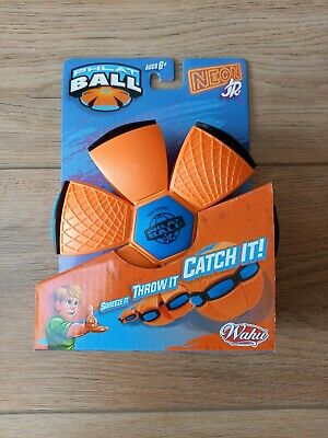 Phlat Ball Brand New Orange And Blue  • 4.99£