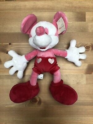 Disney Store Mickey Mouse Plush • 9.99£