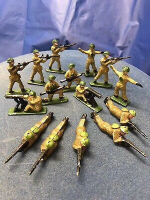 Invincible Die Cast Toy Soldiers • 5£