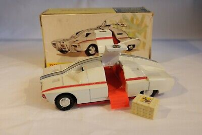 Dinky 105 Maximun Security Vehicle Original Boxed Gerry Anderson Capt Scarlet • 139.95£