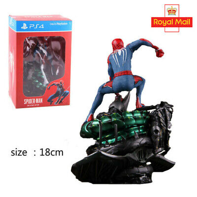 Marvel Limited PS4 Spider-Man Collector Figure Action Statue Toy Christmas Gift • 36.50£
