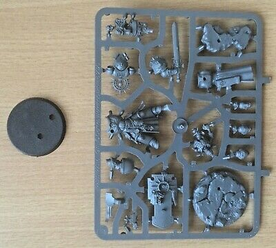 Primaris Captain With Powersword And Shield - Space Marines - New On Sprue • 11.99£