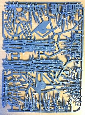 Warcry Barricades Sprue From Warcry Catacombs Boxset - New • 11.99£