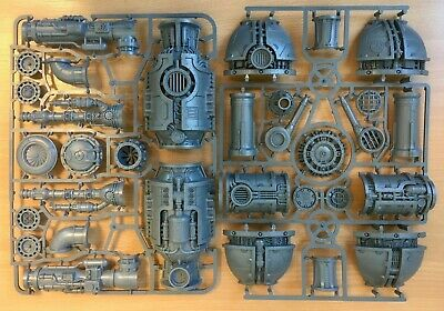Alchomite Stack (Sector Mechanicus Scenery) • 24.99£
