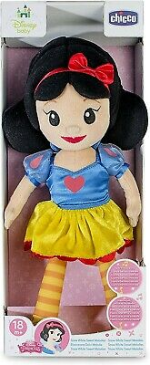 Chicco Disney Princess Baby Snow White Sweet Melodies Musical Soft Doll BNIB • 34£