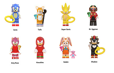 Sonic And Friends - Minifigures • 19.99£