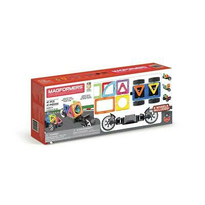 Magformers 41 Piece Amazing Wheels Magnetic Building Set • 35.10£