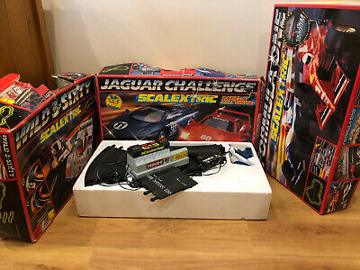 Scalextric Track And Accessories Joblot - See Listing And Photos • 50£