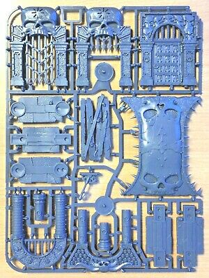 Doorways And Bridges Sprue From Warcry Catacombs Boxset - New • 12£