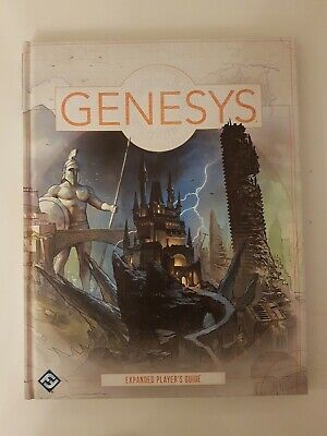 GENESYS RPG: Expanded Players's Guide • 7.50£