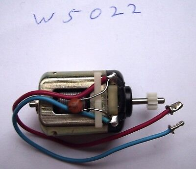 Genuine Scalextric Motor W 5022 From Late 70's / Early 80's  (R) • 15£