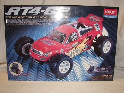 Academy RT4-GP 1/10 4WD Off-Road Racing Truck (Please See Description) • 64.99£