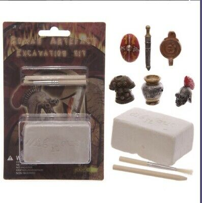 Fun Excavation Kit- Ancient Roman Treasure Dig It Out • 4.50£