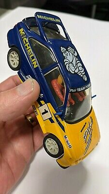 Vintage Scalextric 1:32 Slot Car - Ford Escort RS Cosworth - C370 - LIGHTS • 4.30£