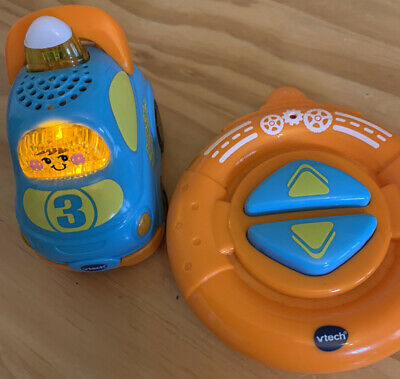 Vetch Baby Toot Toot Driver Remote Control Car Interactive Good Condition • 9.99£