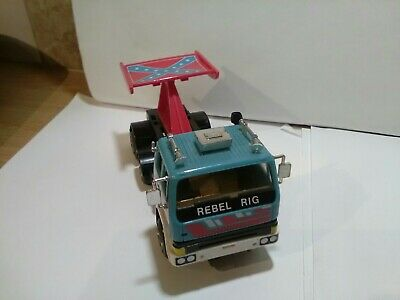 Scalextric Slot  Lorry Rebel Rig Excellent Clean Condition Superb  • 45.99£