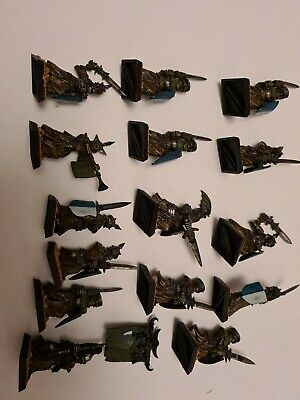 Warhammer Grave Guard With Full Command X15 Miniatures • 15£