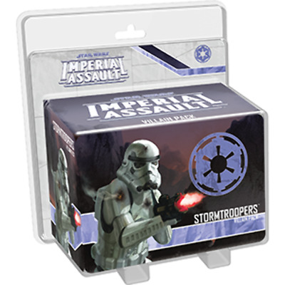 Star Wars Imperial Assault: Stormtroopers Villain Pack • 17.49£
