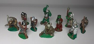 Pre Slotta, AD And D, Orcs And Goblins, Classic Metal Miniatures  • 20£