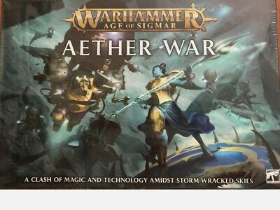 Warhammer Age Of Sigmar Aether War Complete Set - New And Sealed • 69£