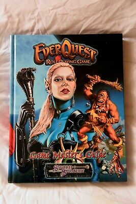 EVERQUEST RPG - Game Master's Guide *RPG* • 20£