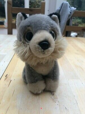 Ty Beanie Boo Timber Wolf • 3£
