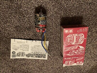 TAMIYA SUPER STOCK MOTOR RZ USED CONDITION With Box And Instructions • 25£