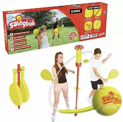 Classic Swingball Tennis Ball Outdoor Garden Games Family Fun Kids FREE DELIVERY • 39.50£