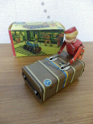 Vintage     GESCHA  EXPRESS BOY  Germany BOXED EXCELLENT. • 120£