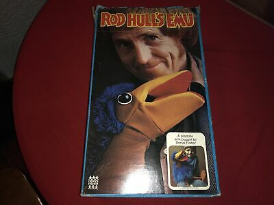 Vintage 1960s/70s Boxed Denys Fisher Rod Hull's Emu • 32£