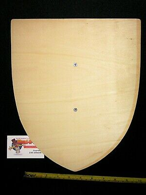 Knight's Shield  BLANK For Your Own Design • 4.99£