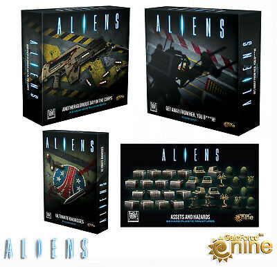 Aliens Another Glorious Day In The Corps Gale Force Nine UK *Read Description* • 55.99£
