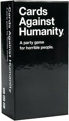 UK Cards Against Humanity UK V2.0 Latest Edition New Sealed 600 Cards FREE POST • 17.99£