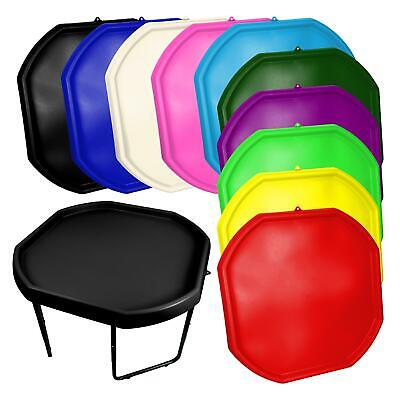 Small Mixing Play Tray & Height Adjustable Stand - Choose From 15 Colours • 44.99£