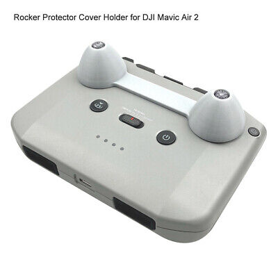 Rocker Protector Cover Holder Easy Install Quick Release For DJI Mavic Air 2 • 7.33£