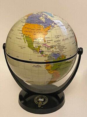 University Of Oxford Political Globe Swivel And Tilt Size 10 Cm  Great Desk Item • 12£