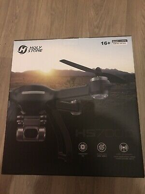 Holy Stone HS700D FPV Drone With 4K UHD Camera Live Video  Brand New Sealed • 111£