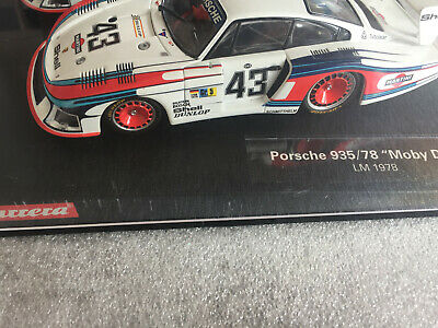USED Carrera PORSCHE 935/78 MOBY DICK MARTINI 1978 27152 Le Mans 1978 • 50£