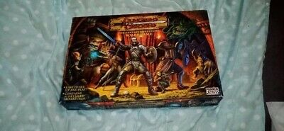Dungeons And Dragons Board Game 2003 Edition. COMPLETE • 21£