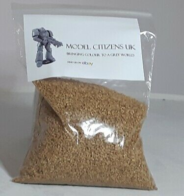 Crushed Walnut Shell, 100g, Miniature Basing Material, Dried And Ready To Use.  • 1.69£