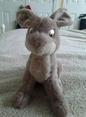 """1992 Rare Hornby The Animals Of Farthing Wood Hare 14"""" Plush • 9.20£"""