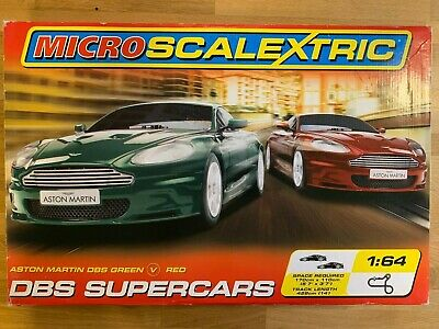 Micro Scalextric DBS Supercars  • 5£