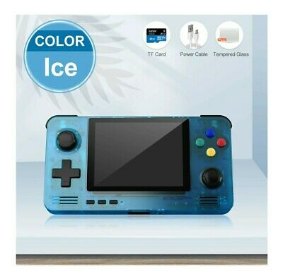 Retroid Pocket 2 Ice Blue Handheld Games Console • 119.99£