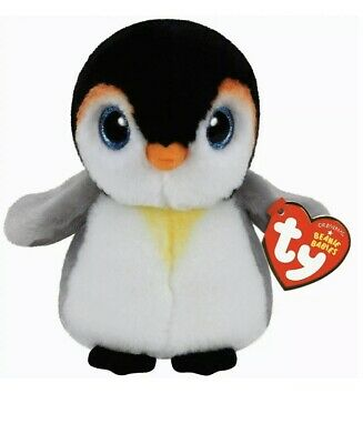 Ty Beanie Babies 42121 Pongo The Penguin New With Tags • 6.99£