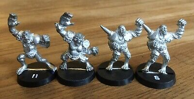 Bloodbowl Classic Undead Players (metal) • 5£