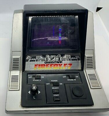 Vintage Grandstand Firefox F-7 Vintage 1983 VFD Electronic Game Working Classic • 69.99£