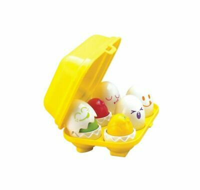 TOMY Hide And Squeak Eggs Activity Toy (E1581) • 5£